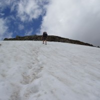 Čím výš, tím víc sněhu