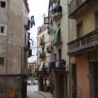 Ulička v Balagueru