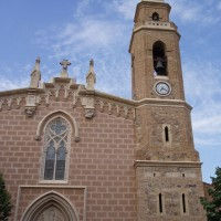 Kostelík v Cambrils