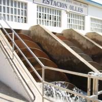 Důmyslný systém přečerpávání vody v Deltě Ebra
