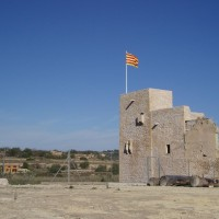 El Catllar - hrad