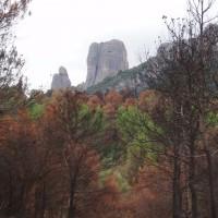 Els Ports - skalní útvar Roques de Benet