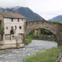 Románský most v Esterri d'Áneu