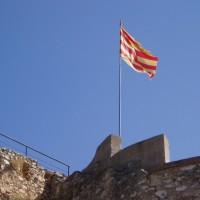 Není památky bez vlajky.
