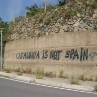 Katalánsko NENÍ Španělsko!