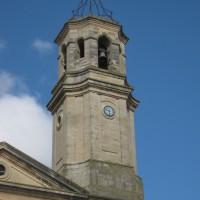 L'Espluga de Francolí, věž kostela