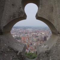 Lleida - výhled z katedrály