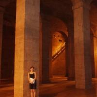 Lleida - podzemní nádrž na pitnou vodu