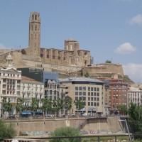 Lleida - katedrála Seu Vella