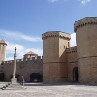 Klášter Poblet - hlavní portál