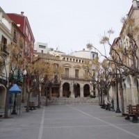 Falset - náměstí