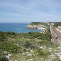 Pobřeží mezi Sitges a Vilanova i la Geltrú