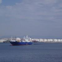 Tarragona - přístav