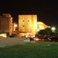 Tarragona v noci (Circ romá)