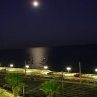 Noční výhled z Balcó Mediterráni