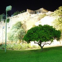 Tarragona v noci