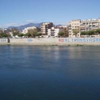 Ebro protékající Tortosou