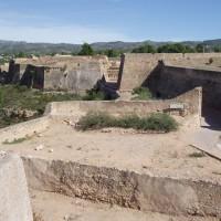Tortosa - hrad Zuda