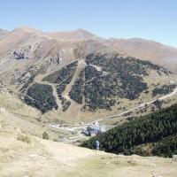 Sjezdovky ve Vall de Núria