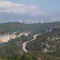 Větrníky, už bez mlhy