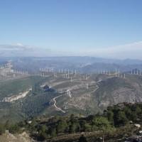 Výhled z Mola de Colldejou